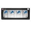 Boelter Brands NFL Pint Glass (Set of 4)