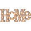GiggleBeaver Carnival Light Word Home Wall Decor