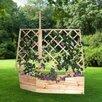 dCor design Oriolo Rectangular Planter Box