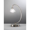Franklite Twista 34cm Arched Table Lamp