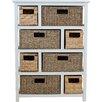 Firmans Direct Chichester 8 Drawer Storage Unit