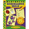 Teacher Created Resources Mastering Kindergarten Skills Book