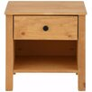 Hokku Designs Pauline 1 Drawer Bedside Table