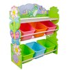 Fantasy Fields by Teamson Magic Garden Toy Organiser