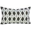 Hector Geometric Rectangular Lumbar Pillow