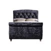 Home Loft Concept Tatum Upholstered Sleigh Bed