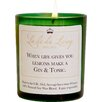 Ladeda! Living White Tea Jar Candle