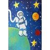 "Marmont Hill ""Space Man"" by Nicola Joyner Painting Print Canvas Art"