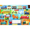 """Marmont Hill """"Trains and Such"""" by Nicola Joyner Painting Print Canvas Art"""