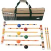 Wildon Home ® Premier 6 Player Croquet Set