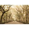"""Marmont Hill """"I Can Hear You Calling"""" by Morgan J Hartley Graphic Art on Wrapped Canvas"""