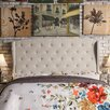 Darby Home Co Nielsen Upholstered Wingback Headboard