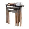 Hokku Designs Corona 3 Piece Nest of Tables