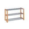 Hokku Designs 3 Tier Shoe Rack