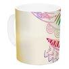 East Urban Home Decorative Ornament by Famenxt 11 oz. Ceramic Coffee Mug