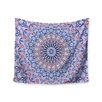 """East Urban Home """"Summer Lace II"""" by Iris Lehnhardt Wall Tapestry"""