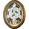 Rhythm U.S.A Inc Joyful Anthology Wall Clock