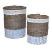 Home & Haus Laundry Basket Set