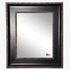 Darby Home Co Rectangle Caged Trim Wall Mirror