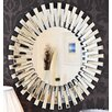 Hazelwood Home Starburst Accent Mirror