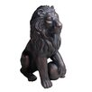 Winsome House Guardian Lion Statue