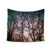 """East Urban Home """"The Birds"""" by Sylvia Cook Wall Tapestry"""