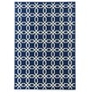 Floorita Coastal Living Navy Indoor/Outdoor Area Rug
