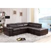 Owl Ltd Emerald 5 Seater Corner Sofa Bed
