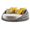 Sifas USA Kalife Round Loveseat with Cushions