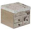 Hazelwood Home Beaujolais Jewellery Box
