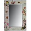 Hazelwood Home Birds and Bees Wall Mirror