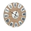 Borough Wharf Oversized 71cm Round Wall Clock