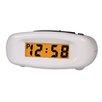Wayfair Basics Bentima LCD Alarm Clock