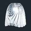 Franklite Glass Bell Wall Sconce Shade