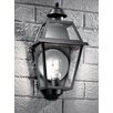 Franklite Nerezza 1 Light Outdoor Wall Light