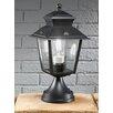 Franklite Giardino Exterior Pedestal 1 Light 36.5cm Lantern Head