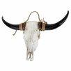 Harms Import Wanddekoration Geweih Bison