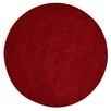 Red Barrel Studio Handgewebter Wolle Teppich Byrne in Rot