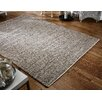 August Grove Gene Hand-Woven Wool Taupe Rug