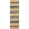Bungalow Rose Allen Hand-Tufted Orange/Yellow Area Rug