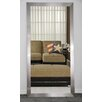 Wade Logan Rectangle Nickel Wall Mirror