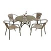 Europa Leisure Fleuretta 4 Seater Dining Set