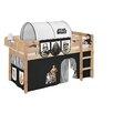 Wrigglebox Jelle 98 x 208cm Mid Sleeper Bed
