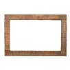 TheWoodTimes New Rustic Wall Mirror