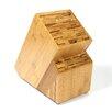 Woodluv Universal 19 Slot Knife Block