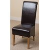 Hokku Designs Solid Wood Upholstered Dining Chair