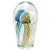 Home Essence Glass Jellyfish Sculpture