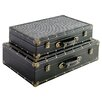 Home Essence Santa Fe 2 Piece Storage Box Set
