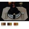 Pacific Table Linens Richmond Reversible Rectangle Placemat (Set of 2)