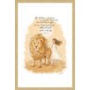 Marmont Hill 'Courageous' by Phyllis Harris Framed Graphic Art